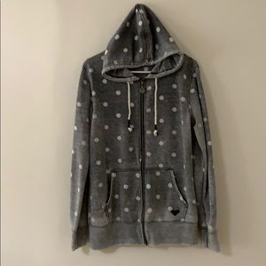 Roxy zip hoodie